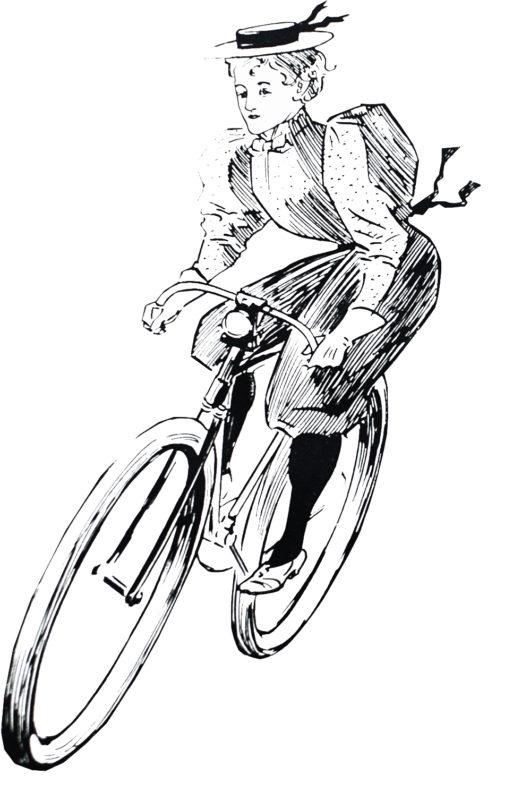 Marie Marvingt,Tour de France 1908 et Alfonsina Strada, Giro 1924