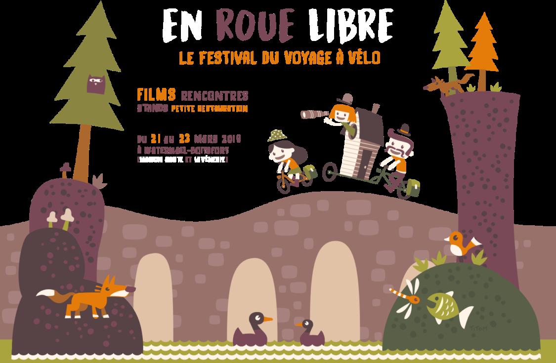 En roue libre, le Festival du voyage à vélo 2
