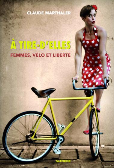 Jessica Arpin, la cycliste-acrobate dansTout à Verlan!