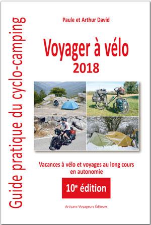 «Partir à vélo»: le guide du voyage à vélo, par Cyclable 4