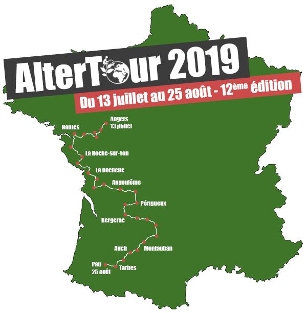 Altertour 2019, Le Rendez-vous Festif, Ecolo et Militant de l'été 2019 1