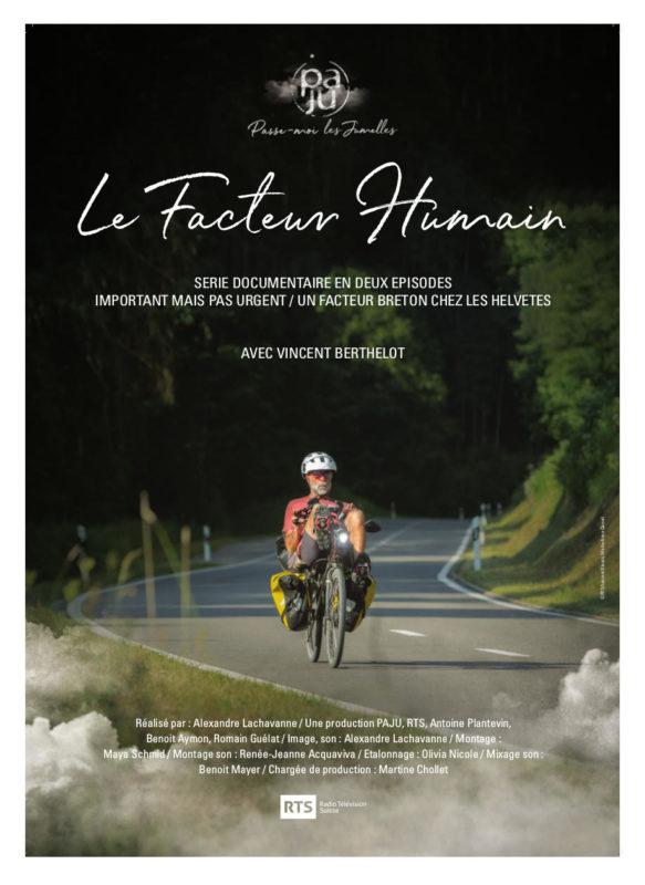 """Avant-première du """"Facteur humain"""""""