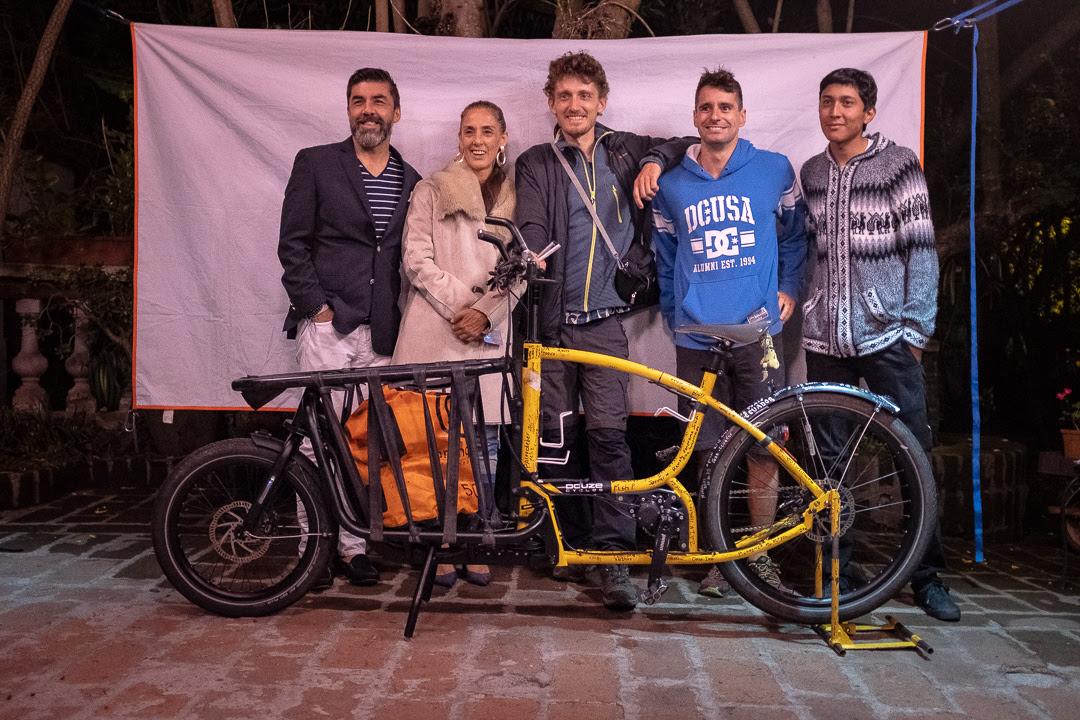 Cinécyclo Ecuador 1