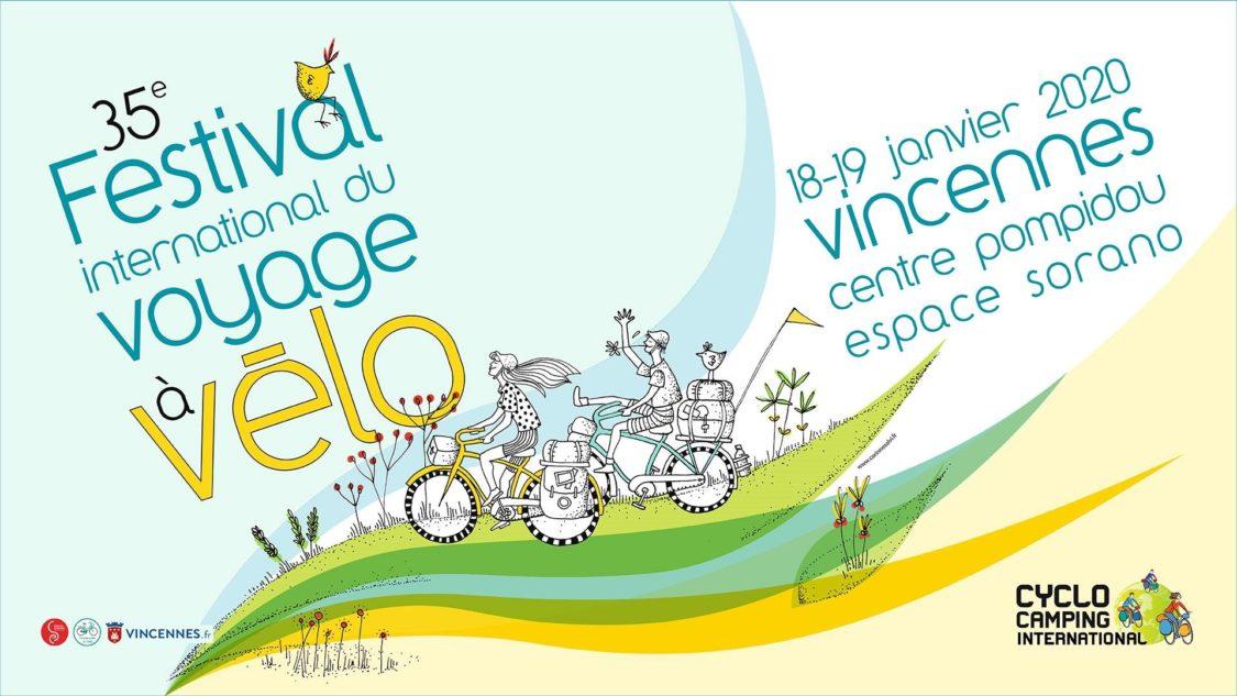 35ème Festival international du voyage à vélo