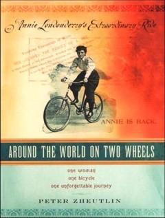 Annie Cohen Kopchovsky, première femme à vélo autour du monde en 1894-95! 1