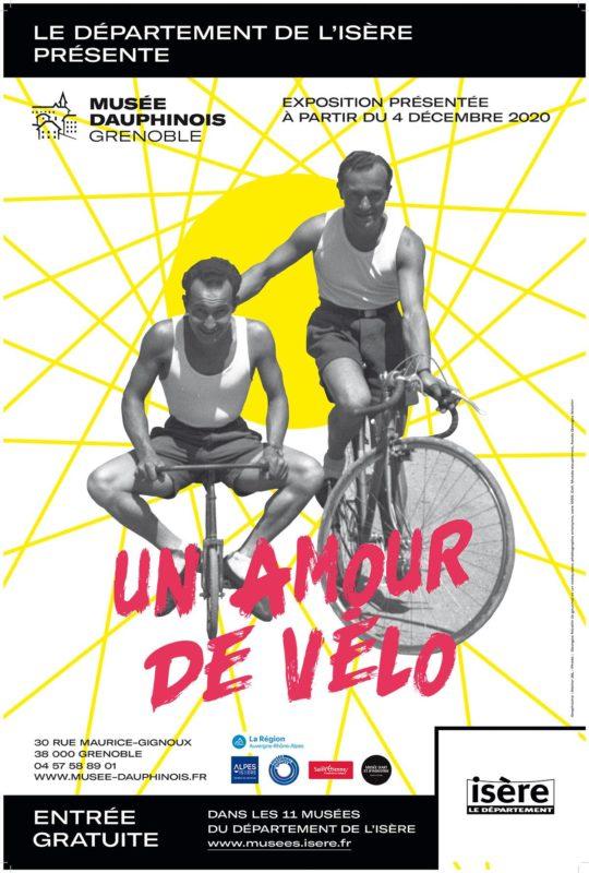 Un amour de vélo (exposition)