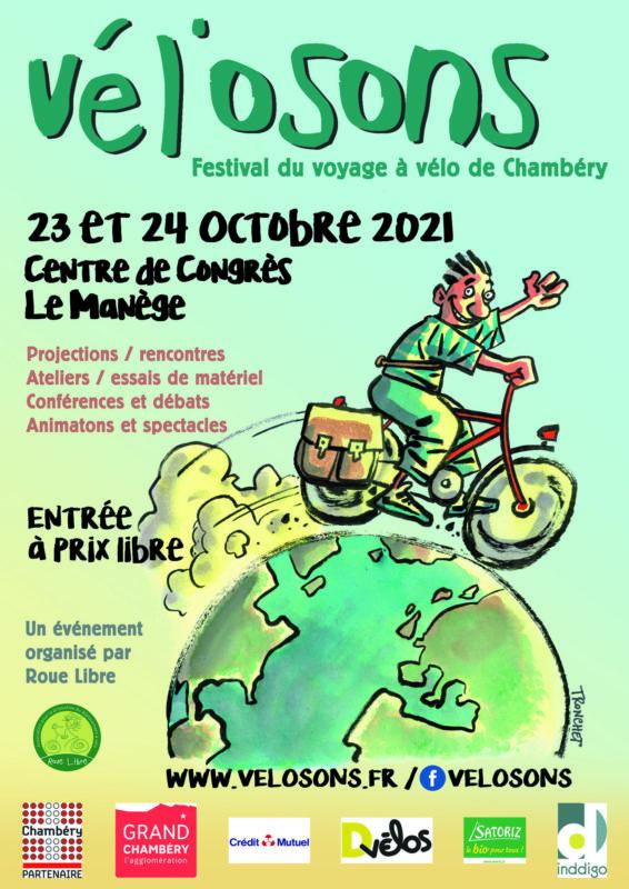 5ème édition du festival Vél'osons
