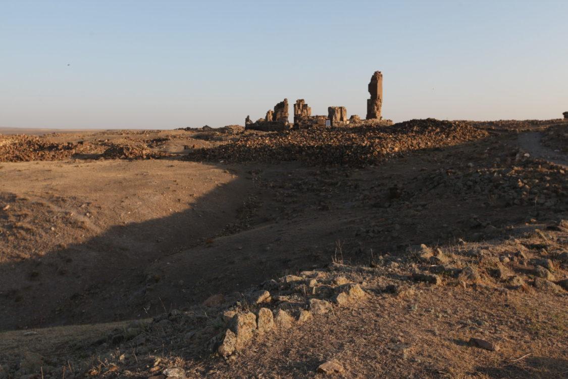 Ararat #7: Ani, la cité mystérieuse 1
